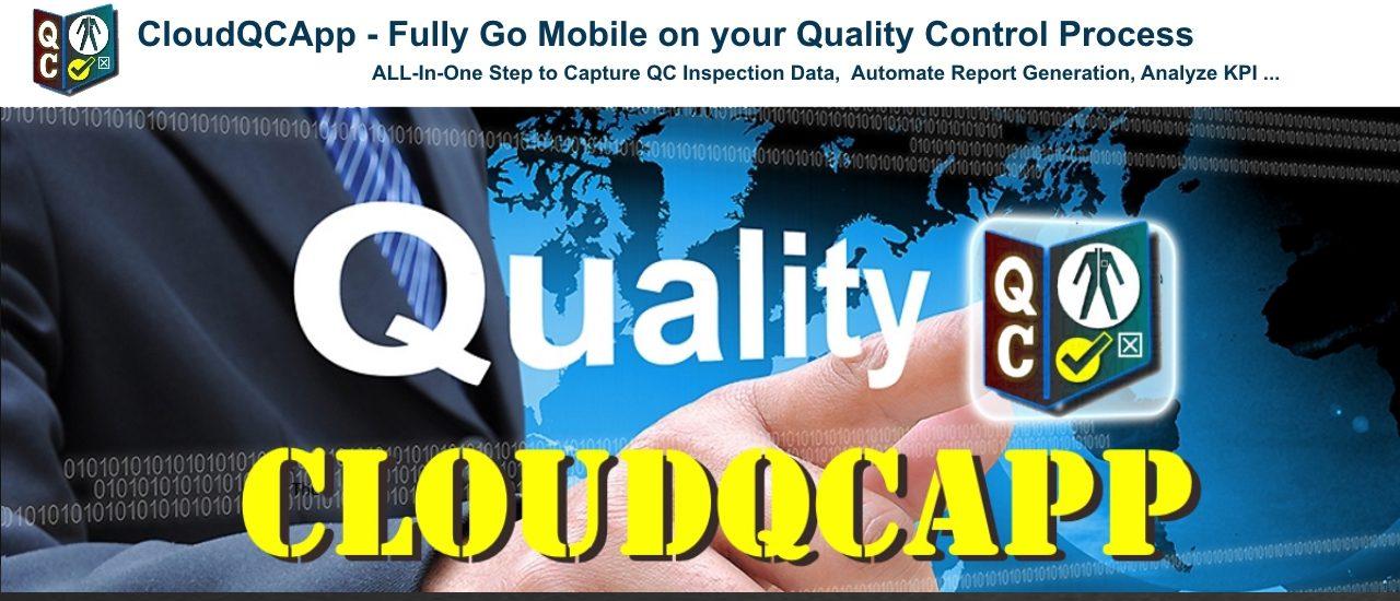 World's First QC App